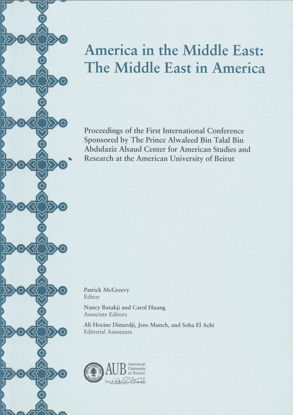 Picture of America in the Middle East: The Middle East in America