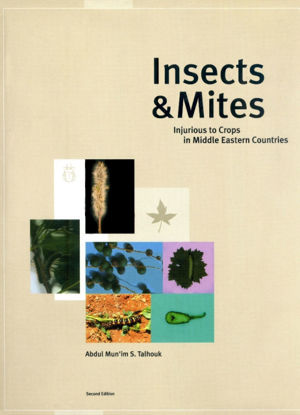 Picture of Insects and Mites Injurious to Crops in Middle Eastern Countries