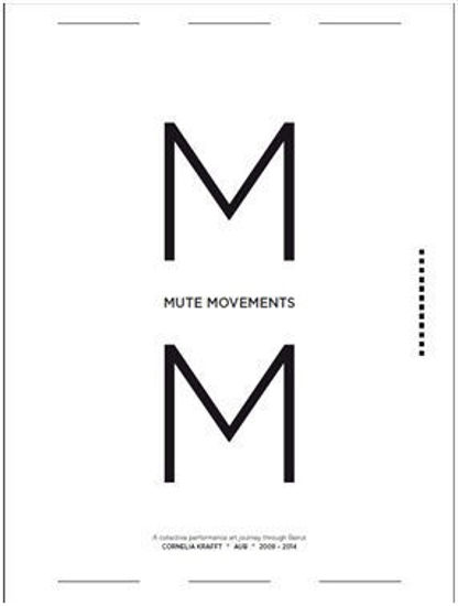 Picture of Mute Movements: A collective performance art journey through Beirut, 2009–2014