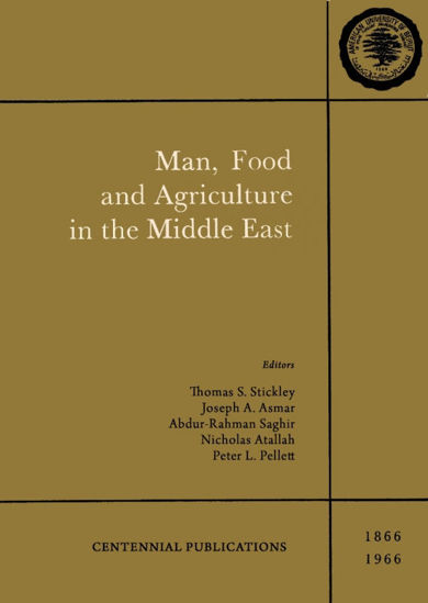 Picture of Man, Food and Agriculture in the Middle East